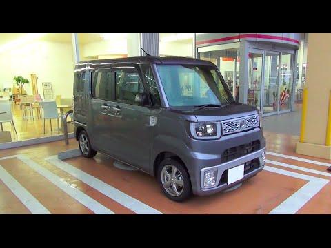 "2014 DAIHATSU WAKE G TURBO ""SA"" 4WD – Exterior & Interior"