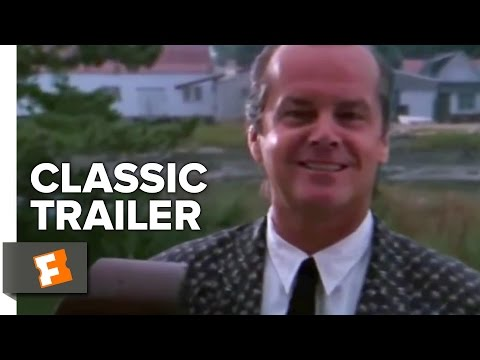 The Witches of Eastwick (1987) Official Trailer #1 - Jack Nicholson, Cher Horror Comedy