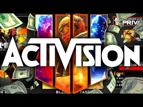 Activision is Getting BLASTED By Fans & Media.. Black Ops 4 DLC Backlash Gaining Lots of Momentum (видео)