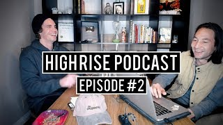 420 GRAMMY PARTY, MURDER MOUNTAIN & HERB CO STEALING CONTENT: HIGHRISE PODCAST EP. #2 by HighRise TV