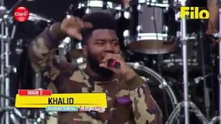 Khalid - Young, Dumb and Broke [Live @ Lollapalooza Argentina 2018]