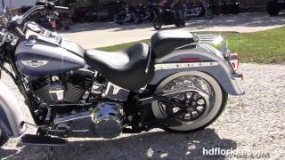 9. New 2015 Harley Davidson Softail Deluxe for Sale - Specs