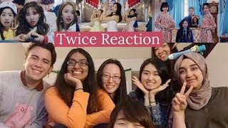 "Video REACTING TO TWICE :""What is Love?"" M/V MP3, 3GP, MP4, WEBM, AVI, FLV April 2018"