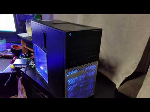 Scrapyard Build - DELL OptiPlex Gaming PC
