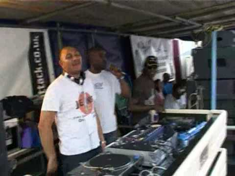 Rapattack Carnival Sunday 2008 prt 3 DJ Ricky