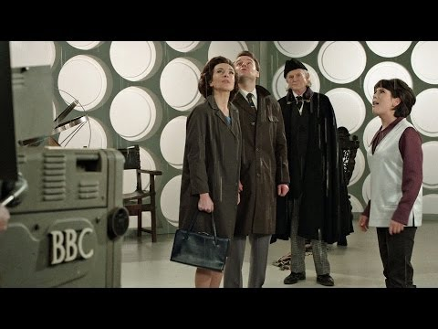 An Adventure in Space and Time (Behind the Scenes)