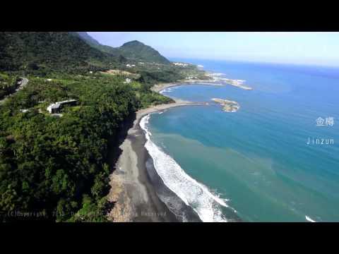 你知道台灣比國外更美嗎?從空中看台灣的美!