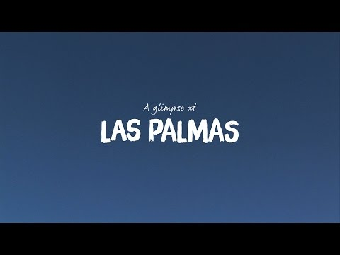 A glimpse at Las Palmas