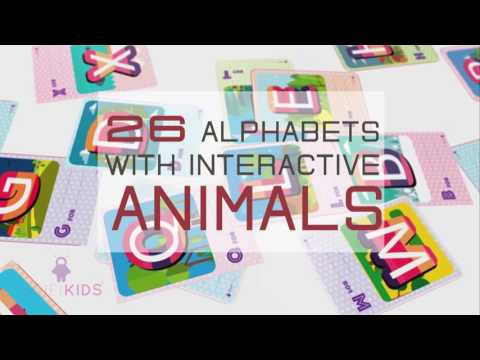 World's top most Augmented Reality Kids Activity App Scifikids ARnimals