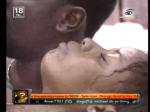 Www.hassbaby.blogspot.com Big Brother Africa Amplified   Bhoke And Ernest Get Steamy2.flv