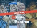 Marlena custom Entrance video ( PLEASE READ DESCRIPTION)