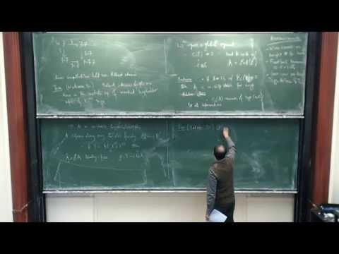 Краткий курс аналитической геометрии