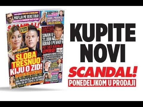 SCANDAL NOVINE: Sloba tresnuo Kiju o zid: Moraš da me spasiš od afere sa kokainom! Lukas: Mafija me reketira! Marija Kulić: Ne dam Ćazimu Miljanu i unuka