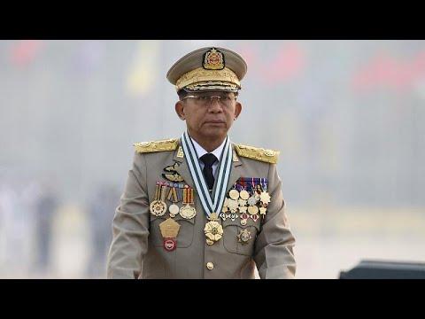 Birmanie : des dizaines de morts lors d'une nouvelle journée de répression