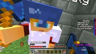 Minecraft Mods - GOD WEAPON PVP #1 with Vikkstar, BajanCanadian, JeromeASF&Lachlan