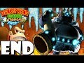 Donkey Kong Country Tropical Freeze Co-Op Fredrik Boss ENDING Wii U HD Gameplay Walkthrough Coop