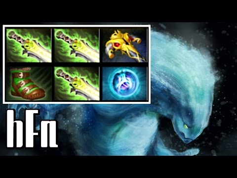 hFn Morphling with 3 Ethereal Blabe - Dota 2 Full Game (Ranked, 8219 MMR)