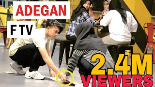 Video PRANK ADEGAN FTV LANGSUNG BAPERRR...|PRANK INDONESIA MP3, 3GP, MP4, WEBM, AVI, FLV Desember 2018
