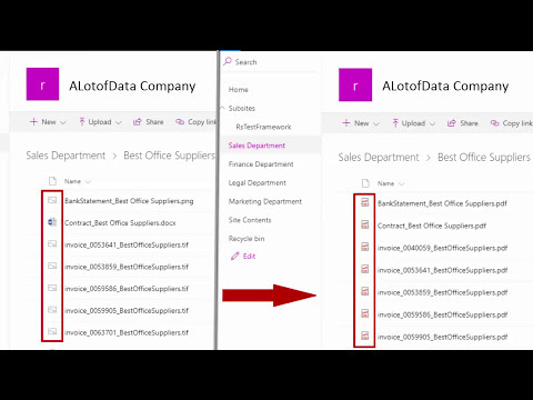 Make your SharePoint documents fully searchable with ABBYY Recognition Server