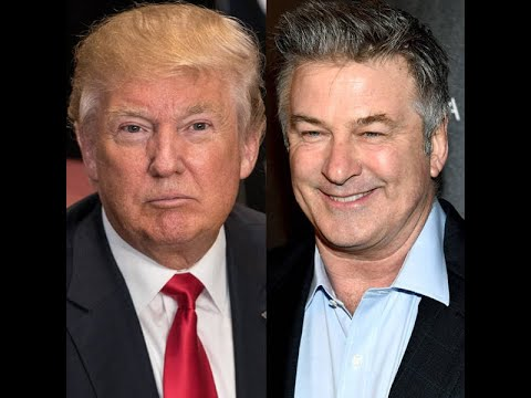 Alec Baldwin Calls Twitter Feud With Donald Trump