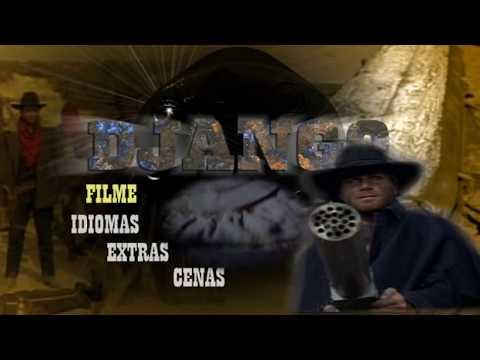 DJANGO (1966) - DVD MENU