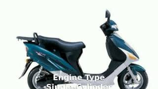 7. 2006 Hyosung SD 50 Features, Review