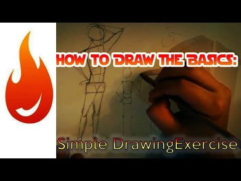 how to draw exercises