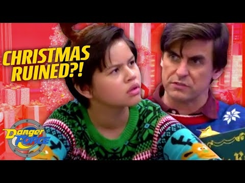 Did Chapa Ruin Christmas? 'Down Goes Santa Pt.1'   Danger Force