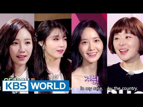 Entertainment Weekly   연예가중계 - Yoona, Jung Eunji, Lee Yuri  [ENG/中文字幕/2017.04.17]