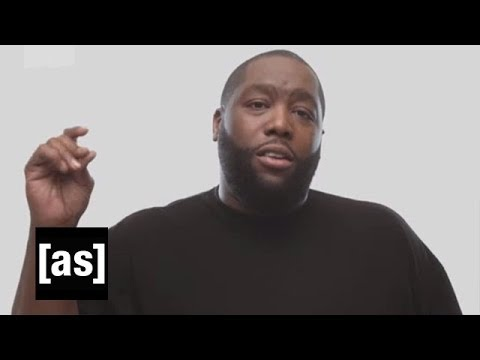 mike - If you think rap is like coffeehouse poetry, Killer Mike would like a word with you.