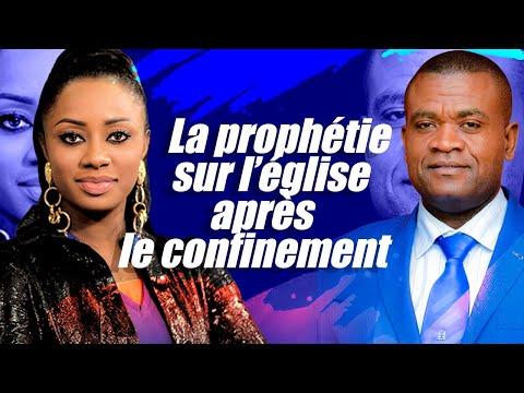 La prophétie sur l'église après le confinement - Evêque Jean-Claude Mosengo