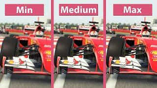 Nonton F1 2016     Pc Min Vs  Medium Vs  Max Graphics Comparison Film Subtitle Indonesia Streaming Movie Download
