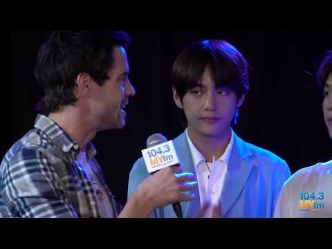 BTS CRACK Interview In America