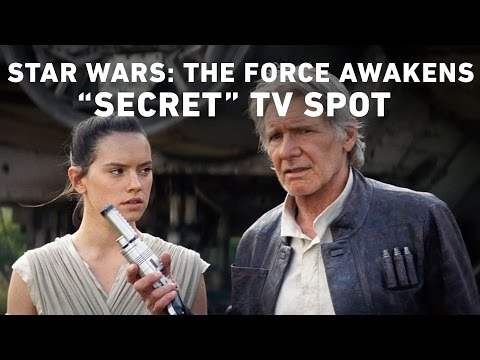 The Journey Begins in a New  Secret  TV Spot for  Star Wars The Force
