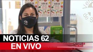 Consulado de México en Los Ángeles realiza ferias de salud – Noticias 62 - Thumbnail