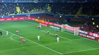 FOOTBALL: Copa America 2015: Peru 2-0 Paraguay, copa america 2015, lich thi dau copa america 2015, xem copa america 2015, lịch thi đấu copa america 2015, copa america 2015 chile