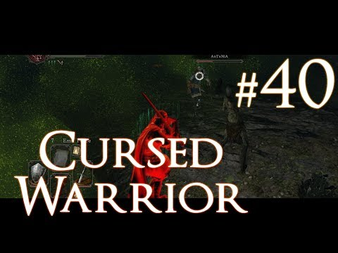 full video 40 cursed warrior lets play dark souls 2