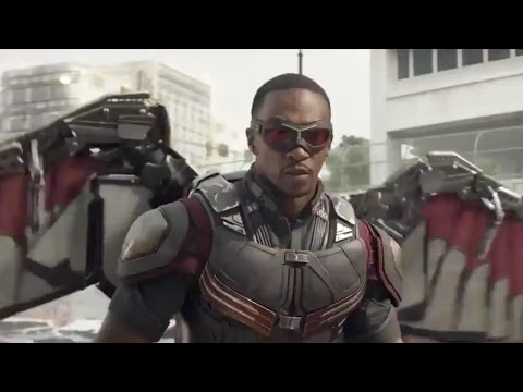 Captain America: Civil War (TV Spot 'Divided We Fall')