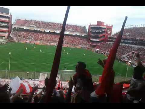 vengo alentar de corazon - La Barra del Rojo - Independiente