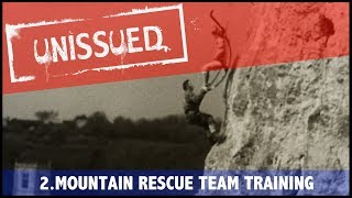"""This film was unused by British Pathé editors of the time and not screened in cinemas. In an attempt to bring hidden films to light, we have decided to create """"British Pathé Unissued"""". Links to other videos related to this topic: Mountain Rescue Team In Action 1947: http://www.britishpathe.com/video/mountain-rescue-team-in-action/Alpine Rescue 1957: http://www.britishpathe.com/video/alpine-rescue/British Aircraft Crashes In Mountains 1964: http://www.britishpathe.com/video/british-aircraft-crashes-in-mountains/FOR LICENSING ENQUIRIES VISIT http://www.britishpathe.com/FILM ID: 2539.18"""