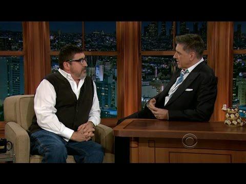 Late Late Show with Craig Ferguson 2/8/2013 Alfred Molina, Ophira Eisenberg