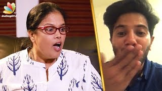 Video Brindha Master reacts to Dulquer Salmaan's Surprise Message | Choreographer Interview MP3, 3GP, MP4, WEBM, AVI, FLV Agustus 2018