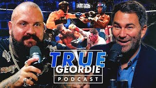 EDDIE HEARN | True Geordie Podcast #121