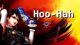 Bayonetta has a Hoo-hah