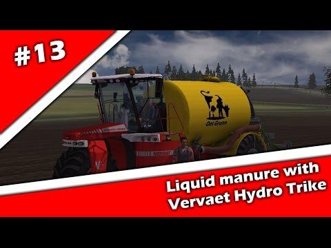 Vervaet Hydro Trike v1.0