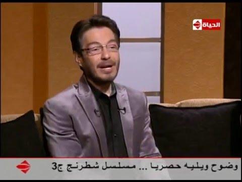 تعرف على سبب رفض زوجة أحمد زاهر الدخول في مجال التمثيل