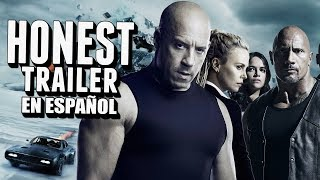 Nonton Fate of The Furious - Honest Trailers en Español Film Subtitle Indonesia Streaming Movie Download
