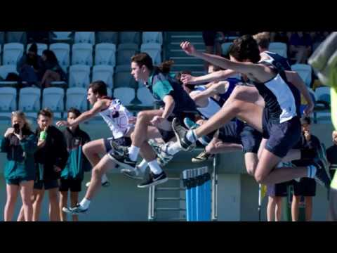 Senior Inter-School Athletics