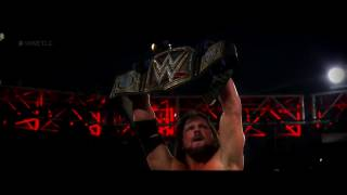 AJ Styles Vs Dean Ambrose TLC 2016 Highlights