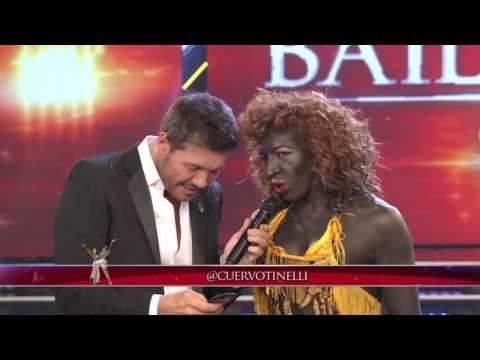 Showmatch 2014 - El show de Lizy Tagliani y una bachata muy sensual